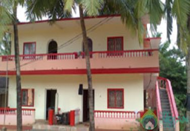 Spacious Non A/C Rooms in a Guest House in Calangute