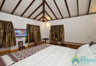 Premium Room in a Heritage Guest House in Panjim