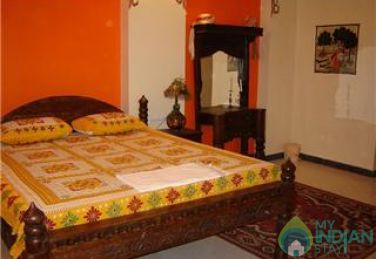 Double Deluxe Rooms In a Guest House in Jodhpur