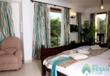 Superior Rooms in a Serviced Apartment in New Delhi