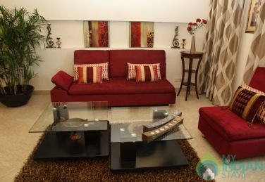 Luxury 4 BHK   Serviced Apartment in New Delhi