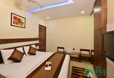 Executive Rooms in a Guest House in Delhi
