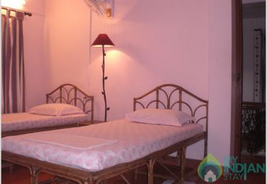 Furnished Lower Room in a Homestay in Trivandrum