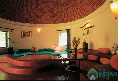 1 Bedroom Cottage In Goan Portuguese Country House,Anjuna