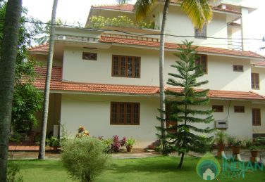 AC Luxury Deluxe Room in Varkala, Kerala