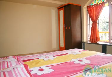 Standard Rooms With Lake Front View In Karmali