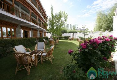 Mysterious Stay In Ladakh