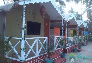 Deluxe AC Rooms in Canacona, Goa