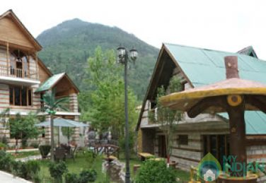 3 BedRoom Deluxe Cottage In Manali