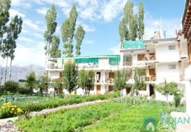 Standard Rooms with All meals in Leh