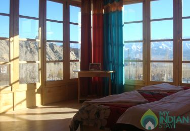 Rooms In A Guest House In Leh