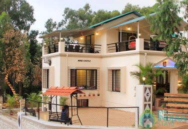 4 BHK  Bungalow In Mahabaleshwar
