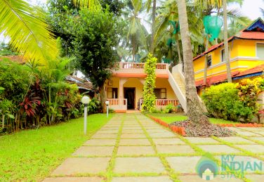 2 Bhk House in Saipem in Candolim