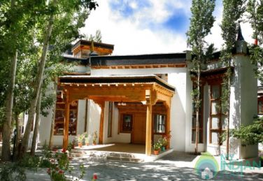 Traditional Ladakhi-style Guest House In Leh