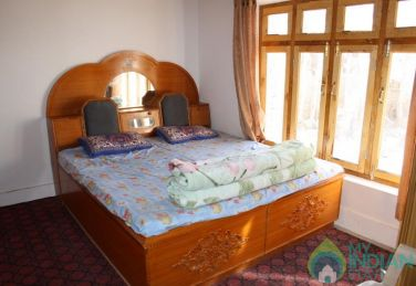 Comfortable Rooms In A Guest House In Leh