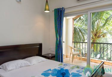 1 BHK apartment - Heritage Exotica, Near Baga