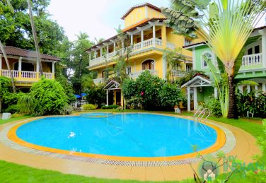 Lavish 3 BHK Villa in Arpora