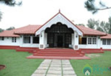 Standard Rooms In The Premier Coffe Plantation In Chikmagalur