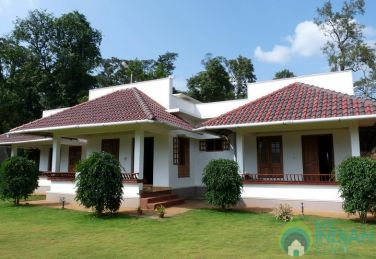 Comfortable Bedrooms in A Homestay in Coorg