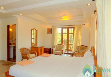 Studio Apartments Near Candolim Beach, Goa
