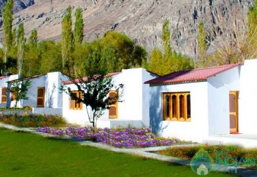 A Calm Ambiance To Stay In Nubra