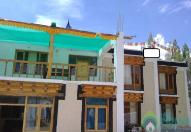 Stay Near khardungla View In Leh.