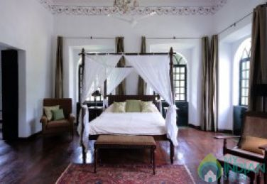 Siolim House is a beautiful boutique hotel