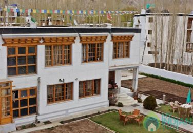 Peaceful and relaxing stay in leh
