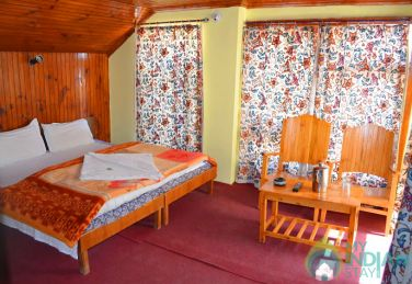 Stay In Beautiful And Relaxing Rooms In Pahalgam