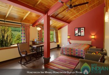 Beautifuly Designed Stay In Manali, H.P