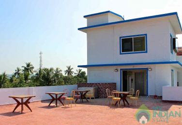 Lavish 3 BHK Penthouse In Vagator, Goa