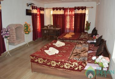 A Calm And Relaxing Stay In Srinagar, J&K