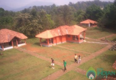 Cottages At An Adventure Camp Near Coorg