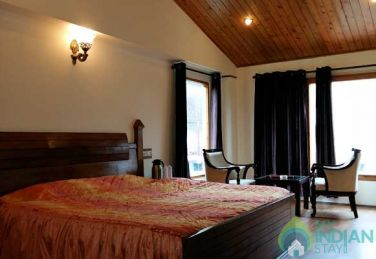 Stay In Romance Of Wood And Stone, Manali-HP