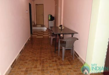 2 BHK Apartment,  furnished