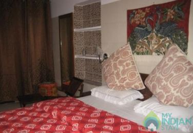 Spacious AC Deluxe Double Rooms In Ajmer