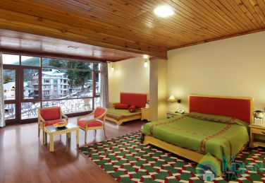Panaromic Mountain View Stay In Manali, HP