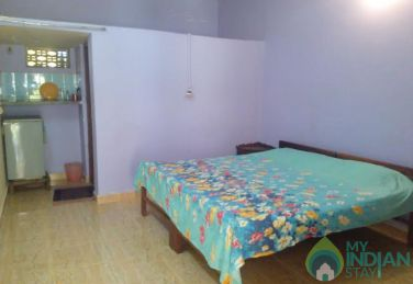 Double Bedrooms In A Guest House, Candolim Beach