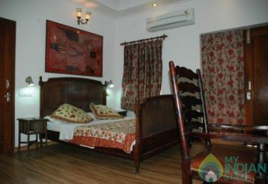 Spacious AC Super Deluxe Double Rooms In Jaipur