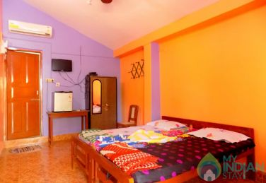 Comfortable & Clean Stay In Calangute, Goa
