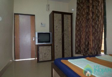 Homely Feel With Nice Serenic View in Anjuna Goa