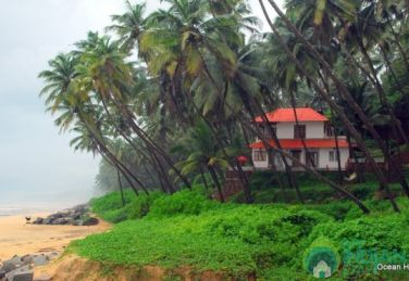 Kerala Seaside Holiday - Ocean Hues Beach House