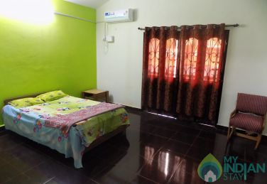 3 BHK Appt Near Candolim Beach