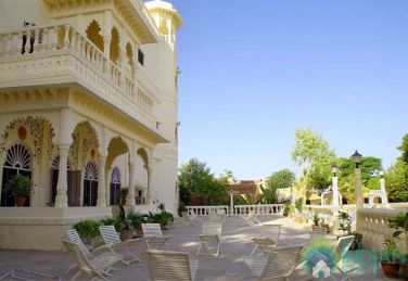 Deluxe AC Rooms To Stay In Haveli,Jodhpur