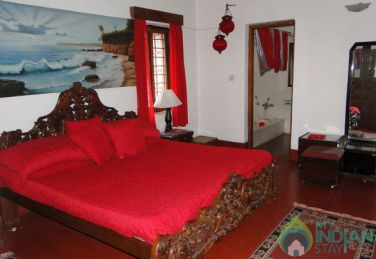 Standard room in a Homestay in Coorg