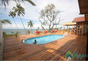 Deluxe Cottages In Vagator, Goa.