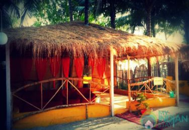 A Very Comfortable Place In Mandrem, Goa