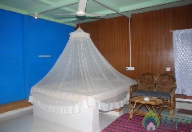 Non A/C Bamboo Cottages In Mandrem, Goa