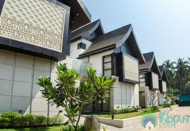 Stay at a Balinese styled villa