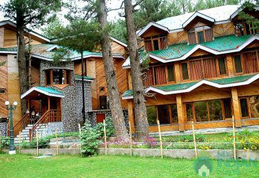 Well Maintain Single Deluxe AC Rooms In Pahalgam